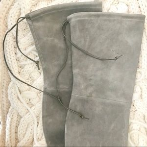 49fe25a312c01 Stuart Weitzman Shoes - Stuart Weitzman Over The Knee Boots Highstreet 7M